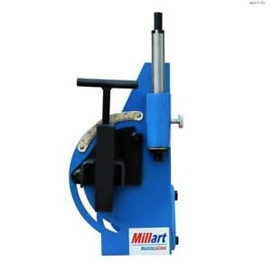 Millart Hole Saw Pipe And Tube Notcher Up To 2 Diam 60 Degrees Machin