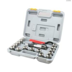 Bodee R8 Quick Change Collet Chuck Set 16pcs
