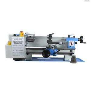 Bodee 7 14 Variable Speed Benchtop Mini Metal Lathe Mt3 110v 3 4hp