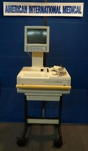 Marquette Max 1 Stress Test Console warranty Included