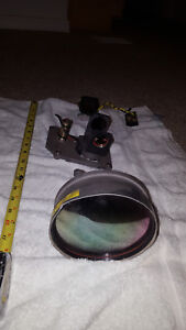 Giant Weapon Site Zoom Thermal Imaging Ir Flir Germanium Non Cooled Lens
