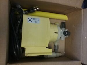 Lmi Electromagnetic Dosing Pump Model Z141 151s