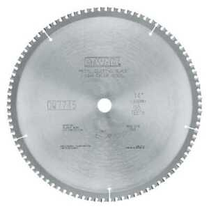 Dewalt Dwa7745 14 x 90 Light Gauge Ferrous Metal Cutting Blade New
