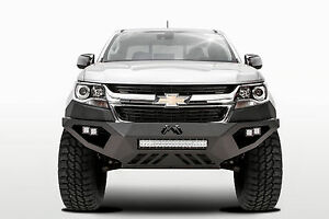 Fab Fours Cc15 D3351 1 275 Refund Vengeance Front Bumper 15 18 Chevy Colorado