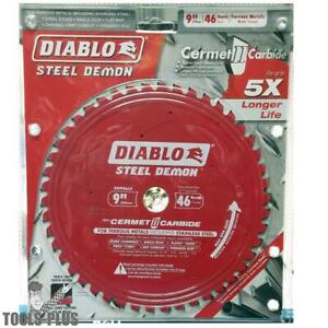 Diablo D0946cf 9 Steel Demon Cerment Ii Carbide Metal Cutting Blade New