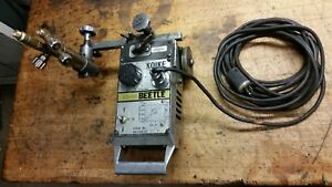 Koike Ik 12 Beetle Track Cutting Machine W Torch Oxy acetylene