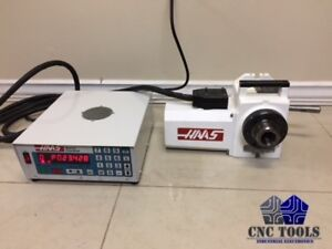 Haas Ha5c 5c Collet 17 pin 4th Axis Rotary Table Control Box see Video