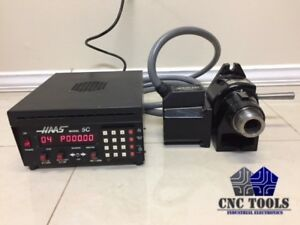 Haas Ha5c 5c Collet 7 pin 4th Axis Rotary Table Controller see Video