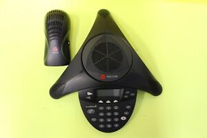 Polycom Soundstation 2 2201 16000 601 With Wall Module 2201 16000 01 Quick Sell