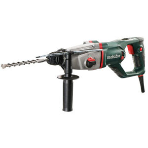 Metabo Khed 26 1 Sds Combination Rotary Hammer Ob