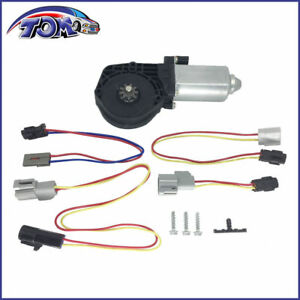 Brand New 9 Tooth Power Window Motor Left Front For Ford Explorer Ranger