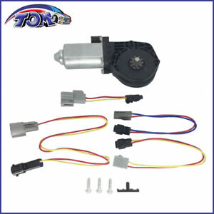 Brand New 9 Teeth Power Window Motor Right Front For Ford Explorer Ranger