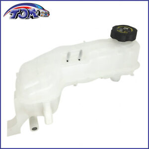 New Radiator Coolant Overflow Expansion Tank W cap For Chevrolet Pantiac Olds