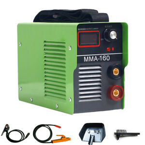Mini Mma Inverter Dc Arc Welder Welding Machine 220v 120a Ce Rosh Portable Tools