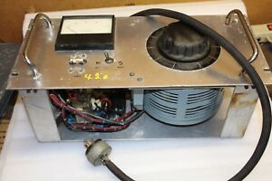 Powerstat Autotransformer Md 236 With Amp Gauge Powerstat Variac 236 2 8 Kva