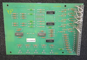 General Electric Ic3621glsc5 Circuit Board
