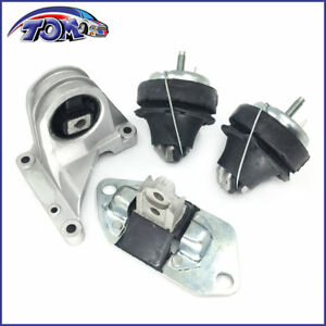 Brand New Engine Motor Mounts Kit For Volvo S60 V70 Xc70 Xc90