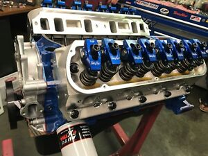 302 306 Ford Long Block Race Prepped Makes 420 hp With Free Engine Cradle