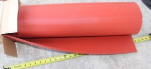 New Cellular Silicone Rubber Sheet 36 X 36 X 1 4 Astm D1056 14 Us Military