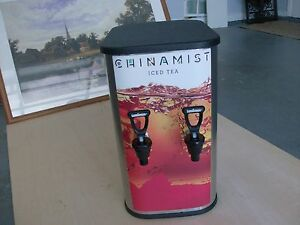 Post Mix Concentrate Tea Dispenser Model 872 D brand New
