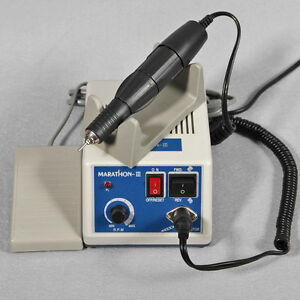 Dental Lab Equipment Marathon N3 Micro Motor Polisher With 35k Handpiece Usa n3