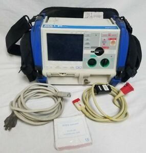 Zoll M Series 12 Lead Biphasic 200 Joules Max Patient Monitor