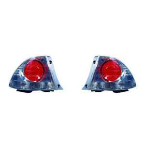 Fits 2002 2003 Lexus Is300 Taillight Driver Passenger Pair Lx2818104 Lx2819104