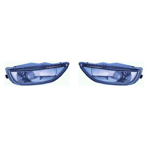 Fits 2001 2002 Toyota Corolla Fog Light Pair Bulbs Incl To2592105 to2593105