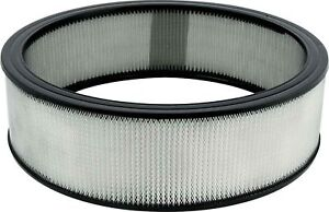 Allstar Performance 14 X 4 In Tall Paper Air Filter Element P N 26022