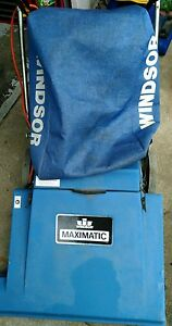 Windsor Maximatic Mx28 Commercial Vacuum