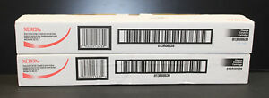 Xerox 013r00630 Lot Of 2 Charge Cortron Cartridges Docucolor 240 242 Oem