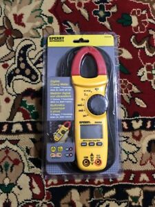 Sperry Instruments Dsa500a Digital Snap around Clamp Meter