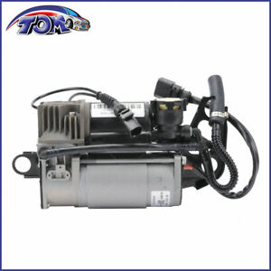 Air Suspension Pump Compressor For Audi Q7 Vw Touareg Porsche Cayenne 4l0698007b