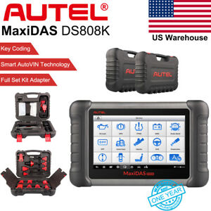 Autel Maxidas Ds808k Oe level Diagnostic And Analysis Auto Code Reader Scanner