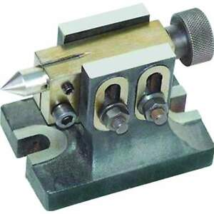 Garvin Tools Tailstock Adjustable For Rotary Tables Gts 0004