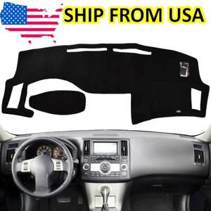 Dash Mat Dashboard Cover Dashmat Fit For Infiniti Fx35 Fx45 Fx50 2003 2008