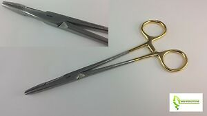 2 Tc Olsen Hegar Needle Holder 7 5 Tungsten Carbide German Surgical Veterinary