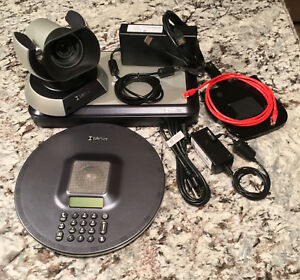 Lifesize Team 220 Complete Hd Video Conferencing System 1080p 10x Camera mount