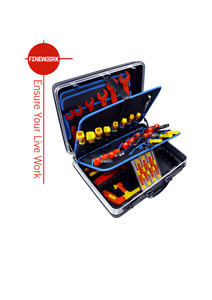 Insulated Tool Set Suitcase 48pcs