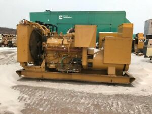Caterpillar 3412 500kw Diesel Generator Set