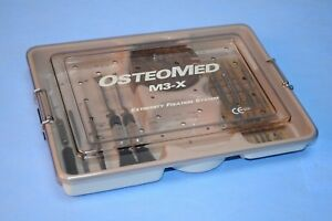 Osteomed M3 x Extremity Fixation System