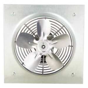 Dayton 10d952 Exhaust Fan 8 In 454 Cfm