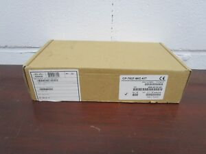 Brand New Cisco Cp 7936 mic kit 74 5090 01 See Photos Free Shipping