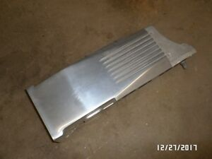 89 Camaro Firebird Tpi Plenum 305 350 Trans Am Corvette Upper Intake Nice Finish