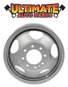 Dually Wheel Rim 17 Inch Steel For 08 10 Chevy Silverado 3500 Hd