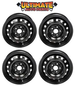 Steel Wheel Rim 16 Inch Wheels set Of 4 For 12 14 Toyota Camry