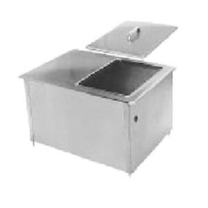 Randell 9500ic Drop in Ice Bin 60 Lb Capacity