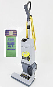 Proteam 107252 Proforce 1500xp Hepa 15 Commercial Upright Vacuum W free Bags