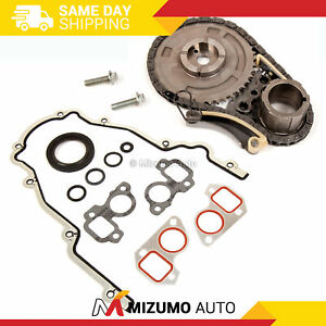 Timing Chain Kit Cover Gasket Fit 07 13 Buick Cadillac Chevrolet Gmc 5 3 6 0 6 2
