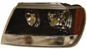 For 2002 2003 Jeep Grand Cherokee Laredo Headlight Headlamp Driver Side